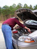 Hvordan jeg Desulphate bilbatterier?