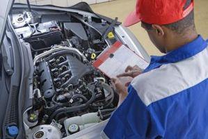 Hvor å Feilfri en Audi Engine