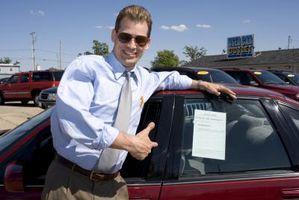 sjekke eiger av bil