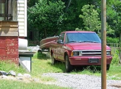 2002 Ford Ranger Spesifikasjoner