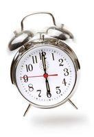How to Program Alarm klokker