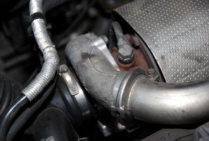 Slik installerer en Turbo Kit på en 94 Accord