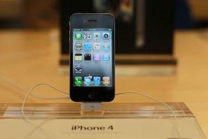 Hvordan bruke en iPhone som modem for en Mac