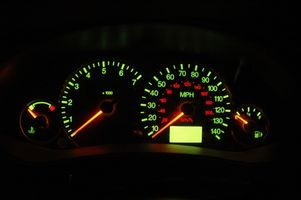 Hvordan å drive med innvendig lys