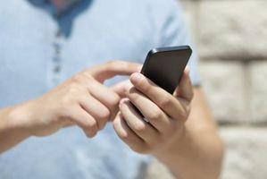 Hvordan Dempe en Samsung Android smarttelefon