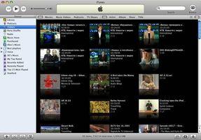 Hvordan laste ned musikk til iTunes fra en ekstern harddisk