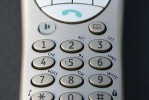 Hvordan laste opp en WAV fil til Mobilsvar