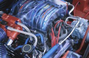 Virkningene av høy Spark Plug Wire Resistance på en Racing Engine