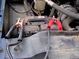 Min 1989 Chevy 5.7 vil ikke starte