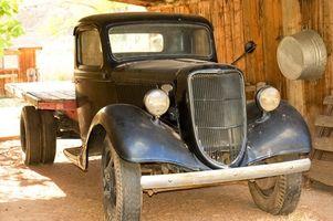 Ford Lastebiler og Hybrid Technology