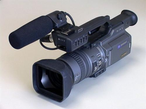 Slik feilsøker Sony Videokameraer