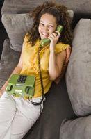 Hvordan få et 800 nummer på Home Phone Fast