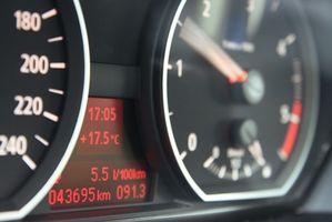 Typer av drivstoff-effektive biler