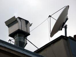 Satellitt Installasjonskrav