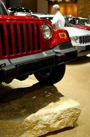 Slik feilsøker en 2001 Jeep Grand Cherokee