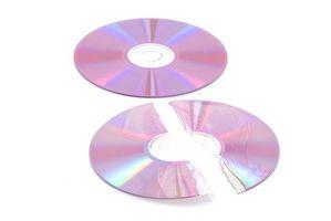 Slik kopierer scener fra en DVD-skjerm