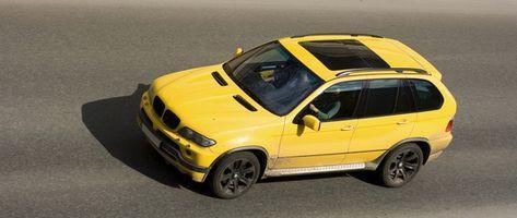 Hvordan feilsøker en BMW