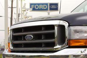 Slik feilsøker Strøm Windows på en Ford F-250