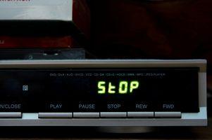 Hvordan koble en DVD-spiller til en TV med en utvendig antenne