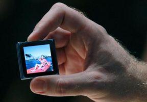 Hvordan endre retningen på en iPod Nano