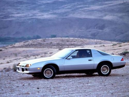 Informasjon om 1986 Berlinetta Camaro