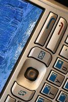 Hvordan koble til Internett ved en mobiltelefon