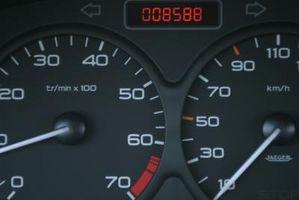 Hvordan du bytter Dashboard Light på en 1997 Honda Accord LX