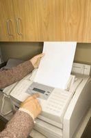 Hvordan fakse Step by Step