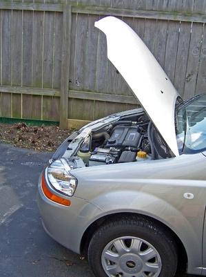 Hvordan kan jeg sjekke girkasser på en 2002 Subaru Impreza WRX?