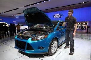 Hvordan Sett Ulike Make-Body Kits på en Ford Focus