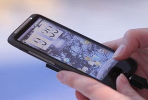 Garminfone Vs. HTC Desire