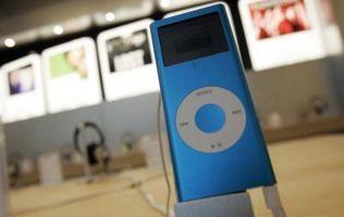 Hvordan vite om en iPod batteriet er dødt