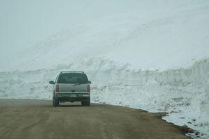 Winter Kjøreskoler