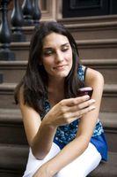 Hvordan få en ulåst LG telefon for å sende MMS