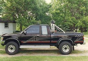 Hvordan Endre Blower Motor på en Toyota Truck