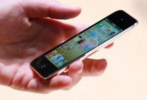 Slik spiller video på en iPod Touch