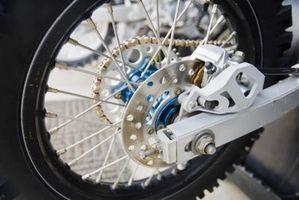Spesifikasjonene for KTM 125