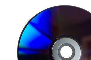 Kan du brenne en Sony Handycam Disc til en DVD på en datamaskin?