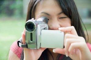 Sony DCR HC28 Mini DV Handycam videokamera Instruksjoner