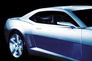Hvordan dekode en første generasjon Camaro VIN