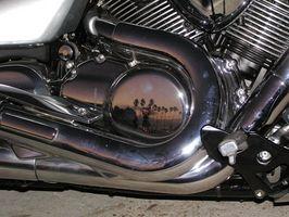 2003 Honda 600 VLX Shadow Deluxe MPG Spesifikasjoner