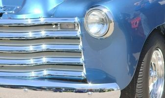 1953 Chevy Truck 3100 History