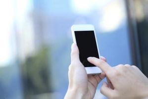 Hvordan virker en iPhone arbeid?