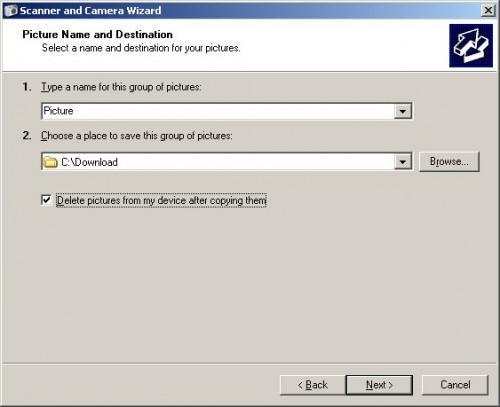 Hvordan bruke ditt digitale Blå kamera uten programvare