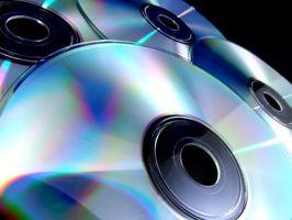 Slik konverterer SVCD til DVD