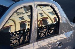 Slik feilsøker Electric Car Windows
