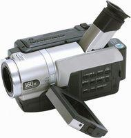 Feilsøking Professional videokamera kretser