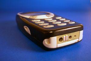 Hvordan sjekke en mobiltelefon ESN