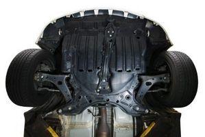 Hvordan du bytter Front wheel hub montering på en 2001 Ford Windstar