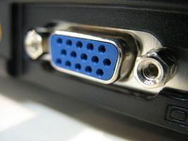 Hvordan koble en USB-kamera til en VGA